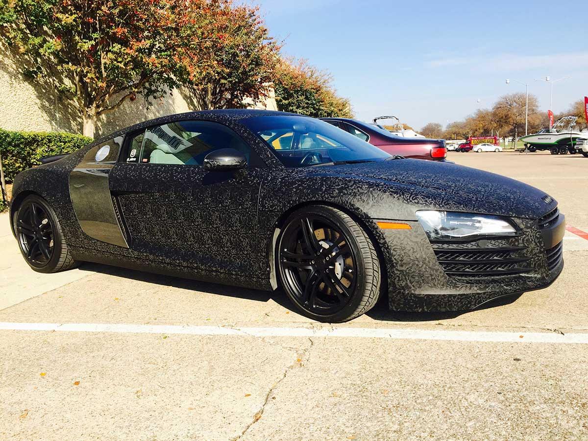 black-brown-floral-custom-car-wrap-3 -